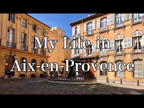 My Life in Aix-en-Provence ~ Mon Aventure Magnifique