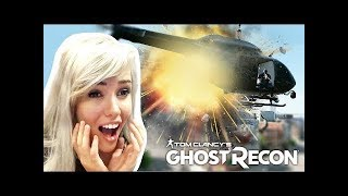 CRASHING 1,000 HELICOPTERS | Ghost Recon Breakpoint Give-Away!