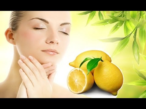 How to Lighten Your Skin Naturally at Home Fast For Black Women- Natural Remedy Lemon