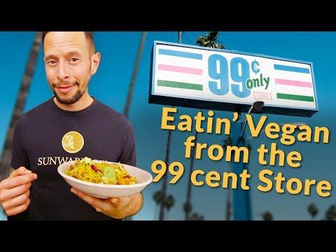Vegan Vigilante | Episode 3: Eatin' Vegan from the 99 Cent Store