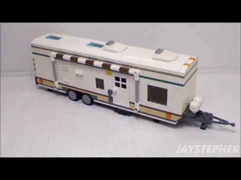 Lego Travel Trailer: Update 10 Final Update