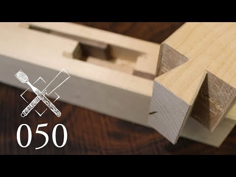 Joint Venture Ep. 50: Blind keyed dovetail joint