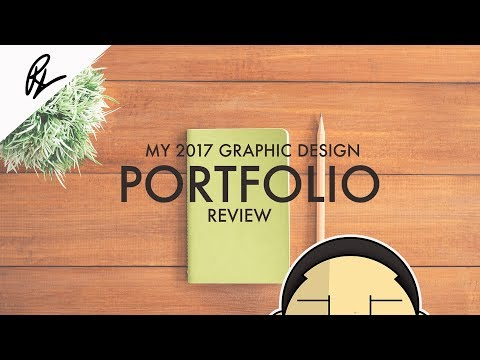 My Graphic Design Portfolio Review + Website Glimpse and Examples (Logo, Motion, & T Shirt Design)