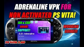 INSTALL PSP/PSX GAME BUBBLES WITH ADRENALINE BUBBLES MANAGER
