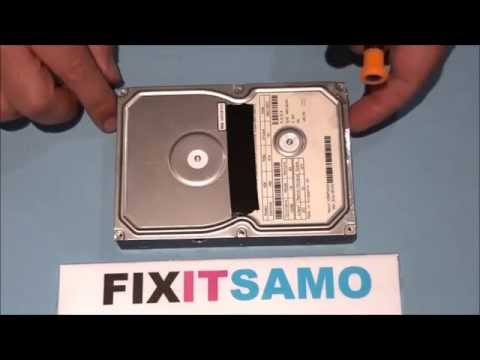 Warning! Must DO before you get rid off your Hard Drive!