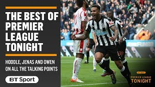 Premier League Tonight best bits: Title race, sacking and Kevin De Bruyne
