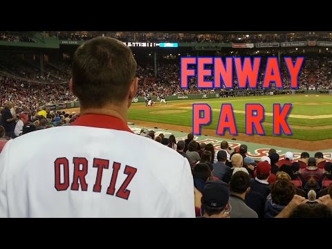 DONNIE DOES | Fenway Park