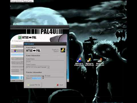 how to convert ps1 games pal to ntsc vise versa!
