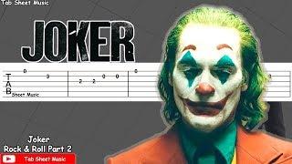 Joker - Rock & Roll Part 2 Guitar Tutorial