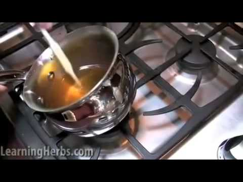 How to Make Cream with Herbs, Part 2