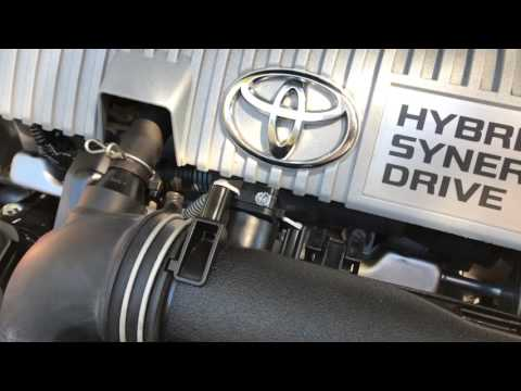 How To Clean a Hybrid Engine
