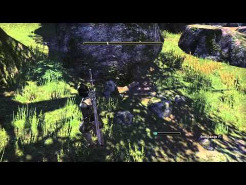ESO iron and chest farm *Daggerfall only*