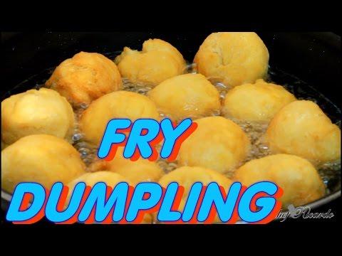 Jamaican Easy Fried Dumplings Recipe | Recipes By Chef Ricardo