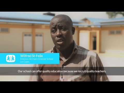 Haiti: Improving the Quality of Education