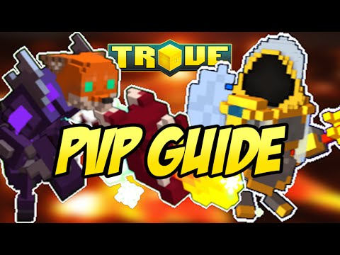 HOW TO BUILD PVP ARENA ✪ Trove PVP Guide & Tutorial