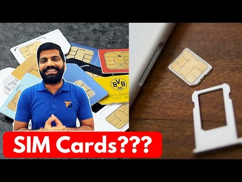 SIM Cards Explained | Sim Card Cloning?