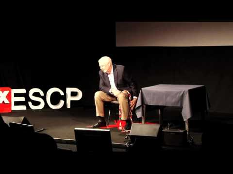 The rarest commodity is leadership without ego: Bob Davids at TEDxESCP