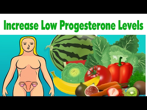 How to Naturally Increase Low Progesterone Levels