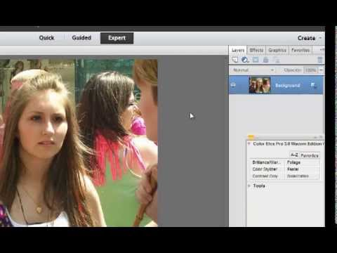 Photoshop Elements 11 Tutorial 1: Getting Started