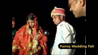 Funny Indian Wedding Video, Can