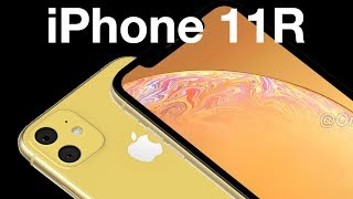 iPhone 11R - Everything We Know