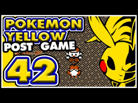 Pokemon Yellow: Detailed Walkthrough #042 - Moltres And Getting Lost At Seaform Islands [Post Game]