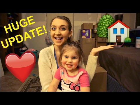 HUGE LIFE UPDATE - MOVING & A NEW BOYFRIEND?!