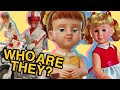 New TOY STORY 4 Characters Are Based On Real Vintage Toys GABBY GABBY DUKE CABOOM MORE