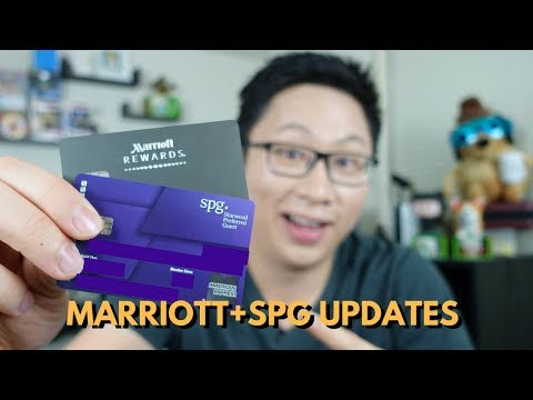 Rumor: Marriott/SPG Merged Program in August 2018?