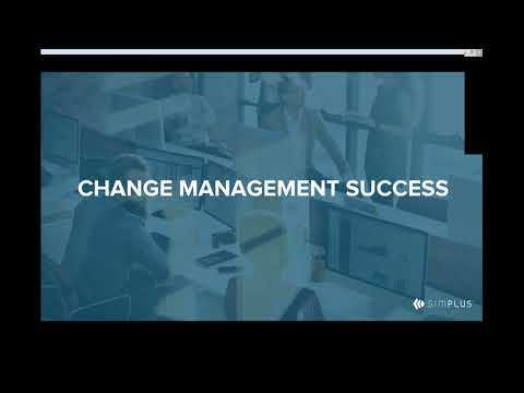 Develop a Successful Change Management Playbook