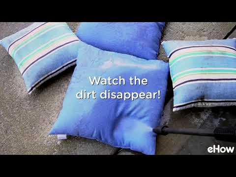 How to Easily Clean Patio Cushions