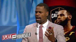 Stephen Jackson breaks down LeBron
