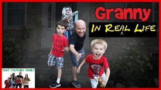 Granny Game In Real Life In Granny