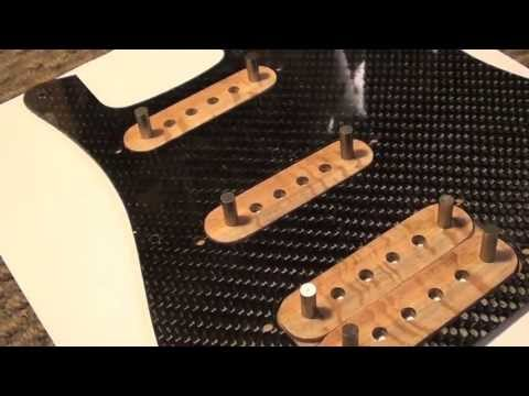 Build Your Own Pickups From Scratch