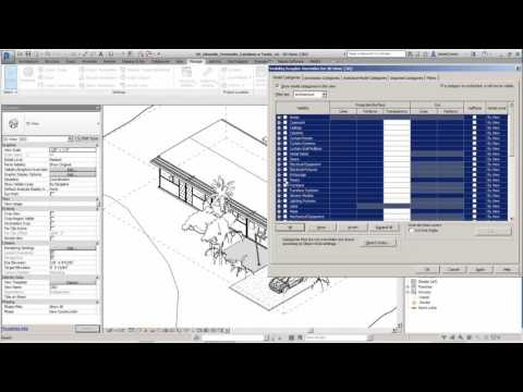 Revit Construction Sequencing: Task Name with View Filters