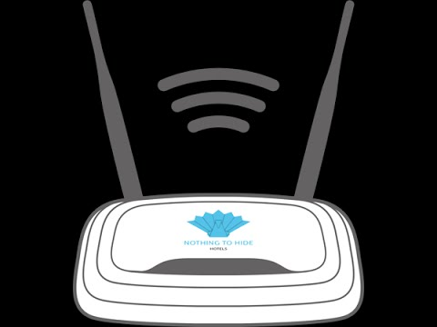 How To Hide Your WiFi Network/ssid
