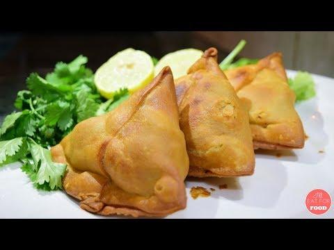Samosa Recipe - Sambosa │Episode 093│ I'll Eat For Food