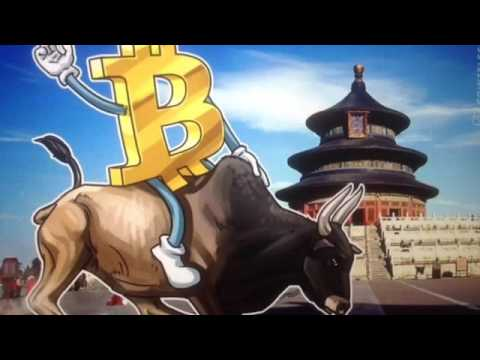 Gold vs Bitcoin Bull Run in China, online Poker and Why the Chinese are buying Bit Coin.