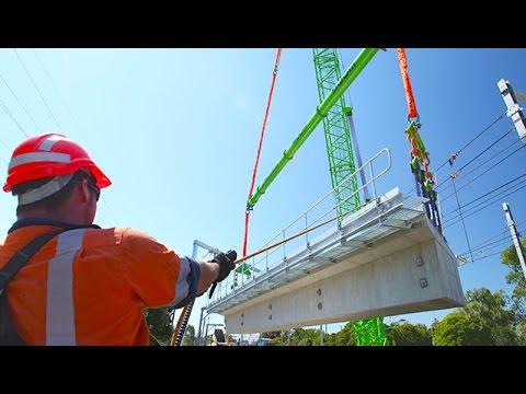 Time Lapse Construction Video by Flicks Australia - Video Production Company Sydney