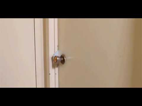 How to open almost any door with a credit card