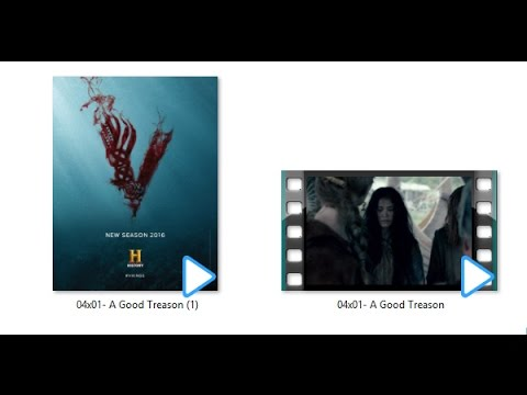 How to give MKV files custom thumbnails