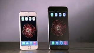 Apple iPhone 6 And iPhone 6 Plus Official Hands On Review !