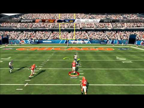 MADDEN 25-DROPPED PASSES