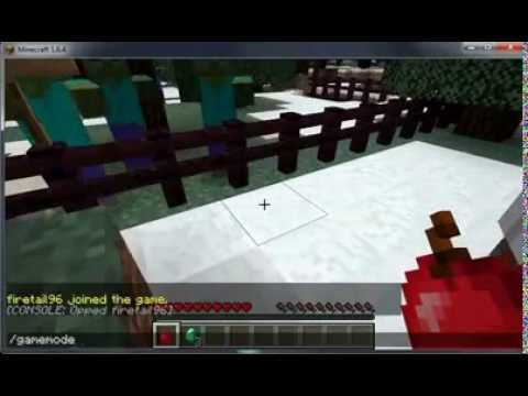 Minecraft Force OP 1 7 2 1 7 4 - UPDATED 2014