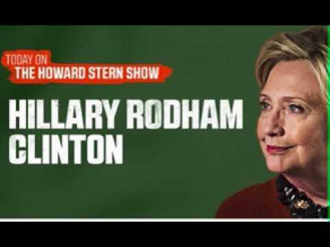 Xxx Mp4 Hillary Clinton Dismisses Lesbian Rumors On Howard Stern 39 I Actually Like Men 39 3gp Sex