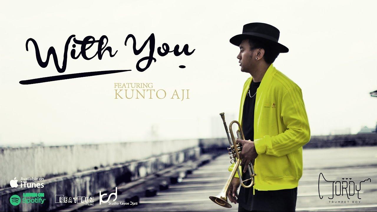 Download Jordy Waelauruw - With You (feat. Kunto Aji) MP3 Gratis
