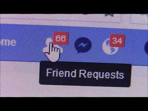 Facebook Hack!! Getting 100 Friends in 9 Minutes!! 1000 Friend Request Alpena Michigan 2018