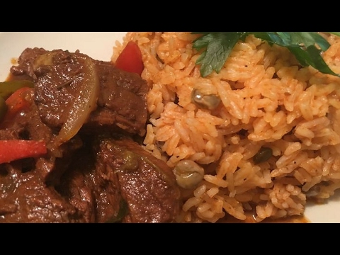 Carne de Res Guisada|Beef Stew|Sabor en tu Cocina|Ep. 3