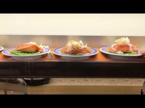 Japan - Lean Sushi Restaurant