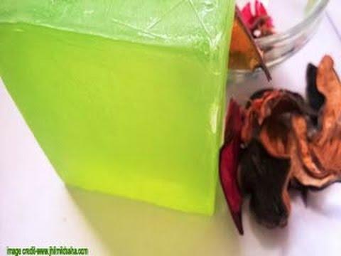 Learn to make aloe vera soap - Onlymyhealth.com